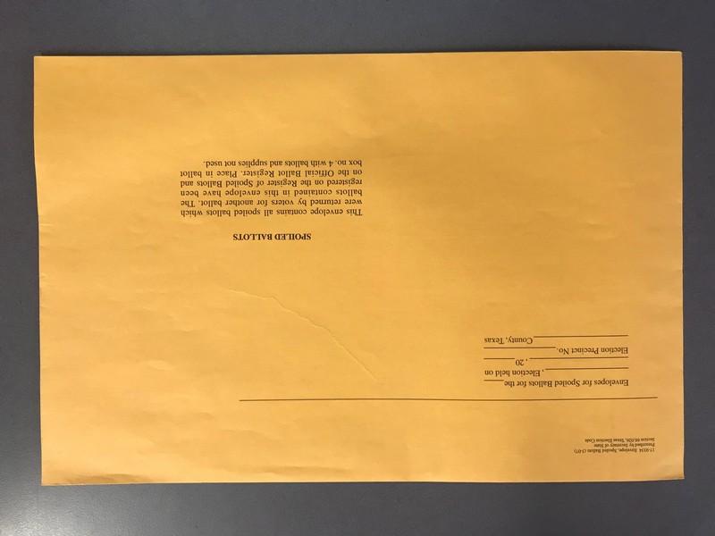 Envelope 10x15