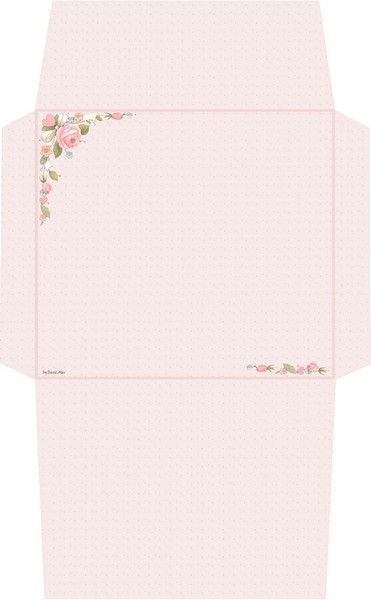 envelope para imprimir