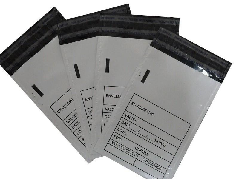 Envelope para sangria impresso