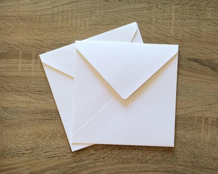 Envelope quadrado